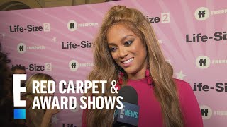 """Exclusive: Tyra Banks Wrote the Rap for """"Be A Star 2""""! 