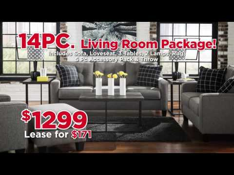 Presidents Day Living Room packages 3