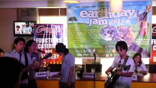 ABRA and Rivermaya for Earth Day Jam
