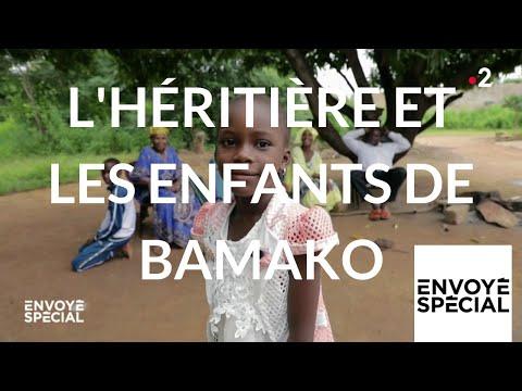nouvel ordre mondial | Envoyé spécial. L'héritière et les enfants de Bamako - 15 novembre 2018 (France 2)