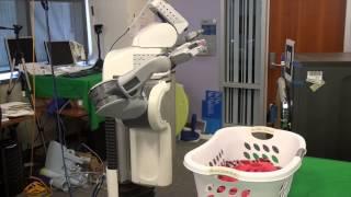 Robot doet de was