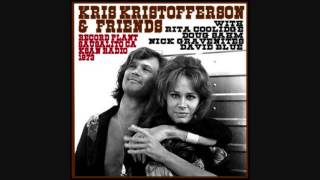 Kristofferson & Friends - Out of Mind, Out of Sight.(Live@The Record Plant 22/04/1973)