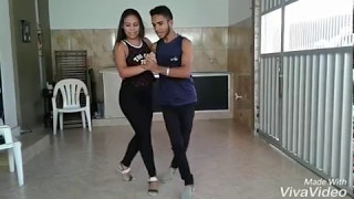 Samba de Gafieira Improviso 2
