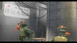 Godzilla vs Teenage Mutant Ninja Turtles