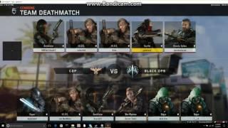 [PC] Black Ops 3 Mod Menu online