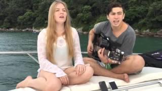 """""""Love Yourself"""" versão Em Português (Whindersson Nunes e Luísa Sonza)"""