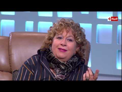 """فحص شامل - الفنانة / سمية الألفي تكشف لـ راغدة شلهوب سبب اعتزالها  للتمثيل """" ممكن ارجع لهذا السبب"""