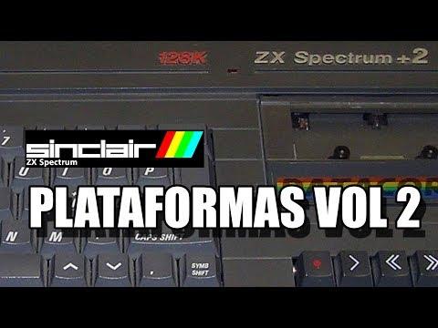 ZX SPECTRUM PLATAFORMAS VOL 2