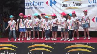 Robert Condila PICOLINO Spctacol Carrefour Grand Arena 17.04.2016