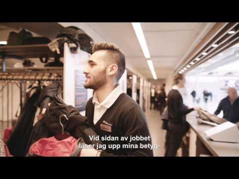 Möt Ahmed på Stockholmsmässan