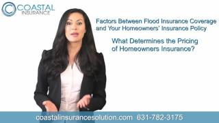 What does Flood Insurance Cover that my Homeowners Does Not?