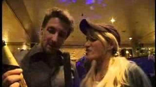 """Sabrina Video Interview mit Mark Keller (""""Alarm für Kobra 11"""")"""
