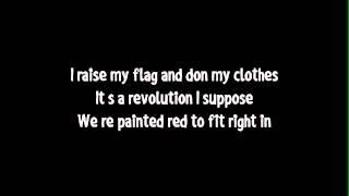 Imagine Dragon - Radioactive Lyrics