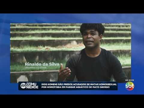 DOIS HOMENS SÃO PRESOS ACUSADOS DE MATAR HOMOSSEXUAL POR HOMOFOBIA EM PARQUE AQUÁTICO DE MATO GROSSO
