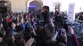MTV Amplifica | 111 - Jimmy P apresenta «FVMILY F1RST» na Estação do Rossio