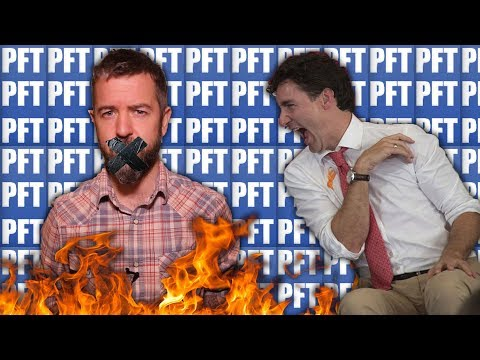"""Trudeau Government Launches DIGITAL CHARTER To Stop """"Hate Speech"""" Online!"""