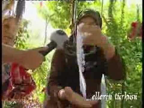 Ellerin Türküsü - Kanal B / Gönen İğne Oyası