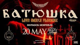 BATUSHKA de lo SACRO a lo PROFANO | 20 de MAYO en Buenos Aires