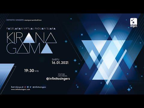 Kiranagama: Pagelaran Virtual Paduan Suara oleh Infinito Singers