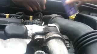 Peugeot 207 1.6hdi EGR clean
