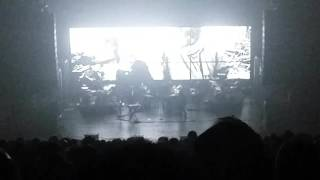 Massive Attack - Girl, I Love You - Live @ Manchester O2 Apollo, 28/1/16