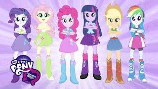 MLP: Equestria Girls - EG Stomp Dance Tutorial
