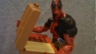 Deadpool's Comic Con Song (Parody)!