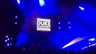 Duke Dumont Magnifique 2016 - Ocean Drive
