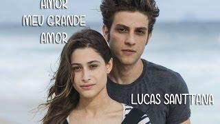 Amor, meu grande amor Lucas Santtana Tema de Laís e Rafael TRILHA SONORA DE BABILÔNIA (Legendado)..