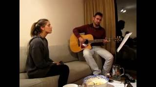 Cucho & Cata Radtke - Say Something (Cover from A Great Big World feat. Christina Aguilera)