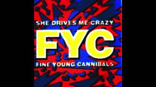 She Drives Me Crazy (8 Bit Remix) by Fine Young Cannibals