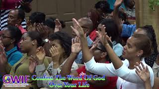 Confess The Word Of God Over Your Life -  Apostle Andrew Scott