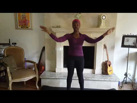 The Daily Stretch with Kenya Moses - Ep. 1