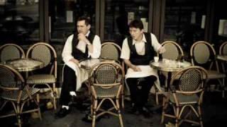 Τα παλιά γκαρσόνια - Ορφέας Περίδης (Live)