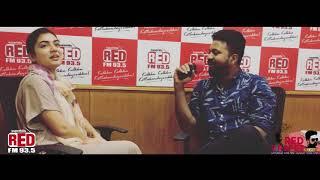 Nazriya Nazim | Red Carpet | Koode | RJ Mike |Red FM width=