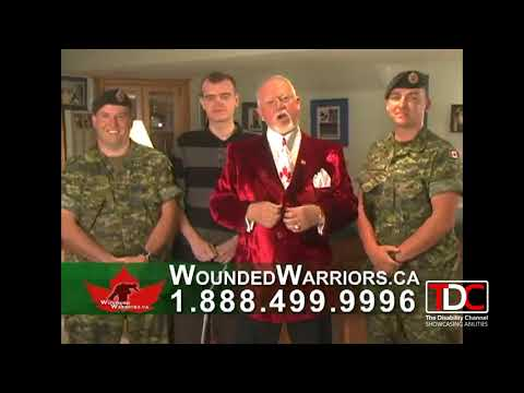 , TDC Wounded Warriors Promo, Wheelchair Accessible Homes