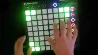 Dont Let Me Down Launchpad cover(MK2)