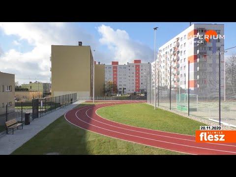 Flesz Gliwice / Nowe boisko pozwoli rozwijać osiedlowe talenty