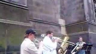 The Baroque Brass Quintet--Penny Lane
