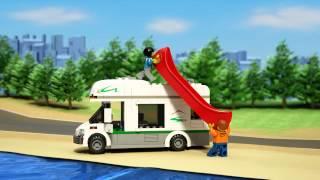 Camper Van - LEGO City -  60057