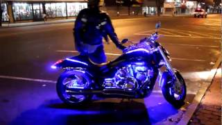 Suzuki Boulevard M109R Limited Edition - YouTube