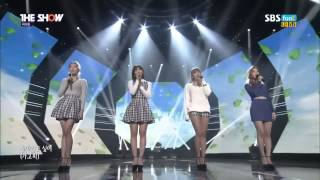 K POP Sunny Hill   Child in Time LIVE 20150210 HD