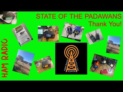 Ham Radio: State of the Padawans. Thank You!