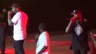 G-Unit Poppin' Them Thangs Live o2 Arena London 2015