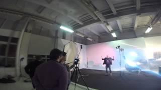 """Видео со съемок клипа Du-Bass на сингл """"Круассаны"""""""