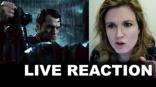 Batman v Superman FINAL Trailer REACTION - Beyond The Trailer