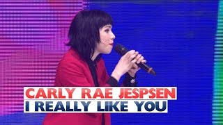 Carly Rae Jepsen - 'I Really Like You' (Live At Jingle Bell Ball 2015)