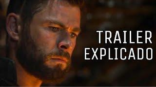 Explicación del Trailer de Avengers Endgame   Análisis
