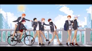 BTS - I NEED U (Instrumental And Nightcore)