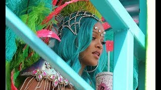 Rihanna at Crop Over 2017 - Barbados
